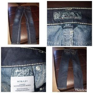Silver Jeans Jeggings